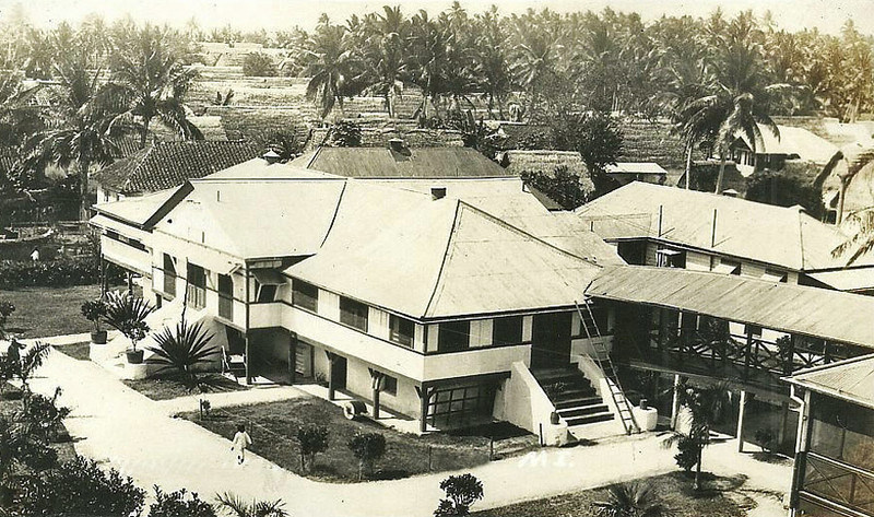 Naval Hospital on Guam, about 1930