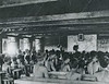 A young Paluans in a school in Koror during the German period (Augustin Kramer, 1909)