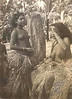 Yap 1949:  Two women dancers