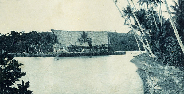 Yap during Japan's South Seas Mandate