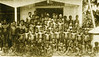 Enlargement of a photo on the previous page, showing a large group of Yapese schoolboys.