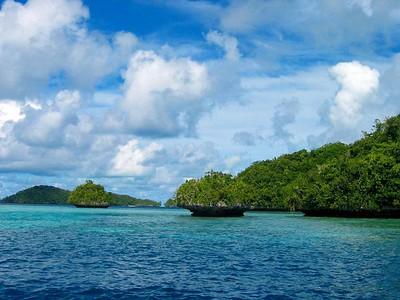 Micronesia: Palau