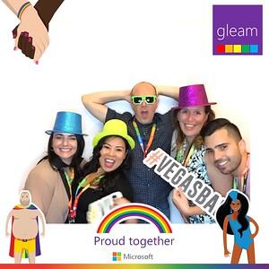 Microsoft Gleam Event