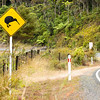 Kiwi road sign in New Zealand