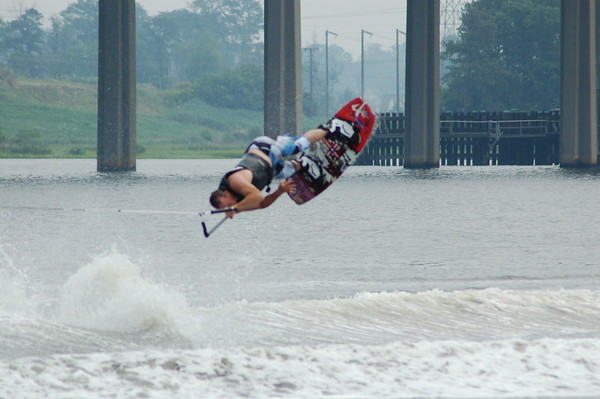 Hot Ditch Wakeboard Tournament, Chesapeake Virginia, 6/21/08