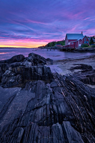 Bailey Island Sunrise