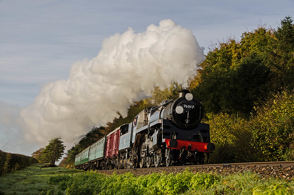 Mid-Hants Railway - Sunday 13th November 2016