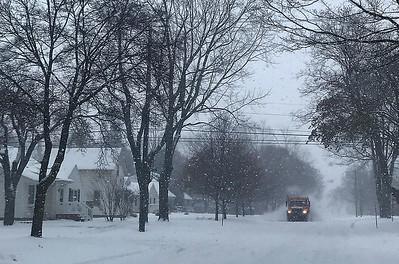 Mid-Michigan winter storm, Dec. 13, 2017