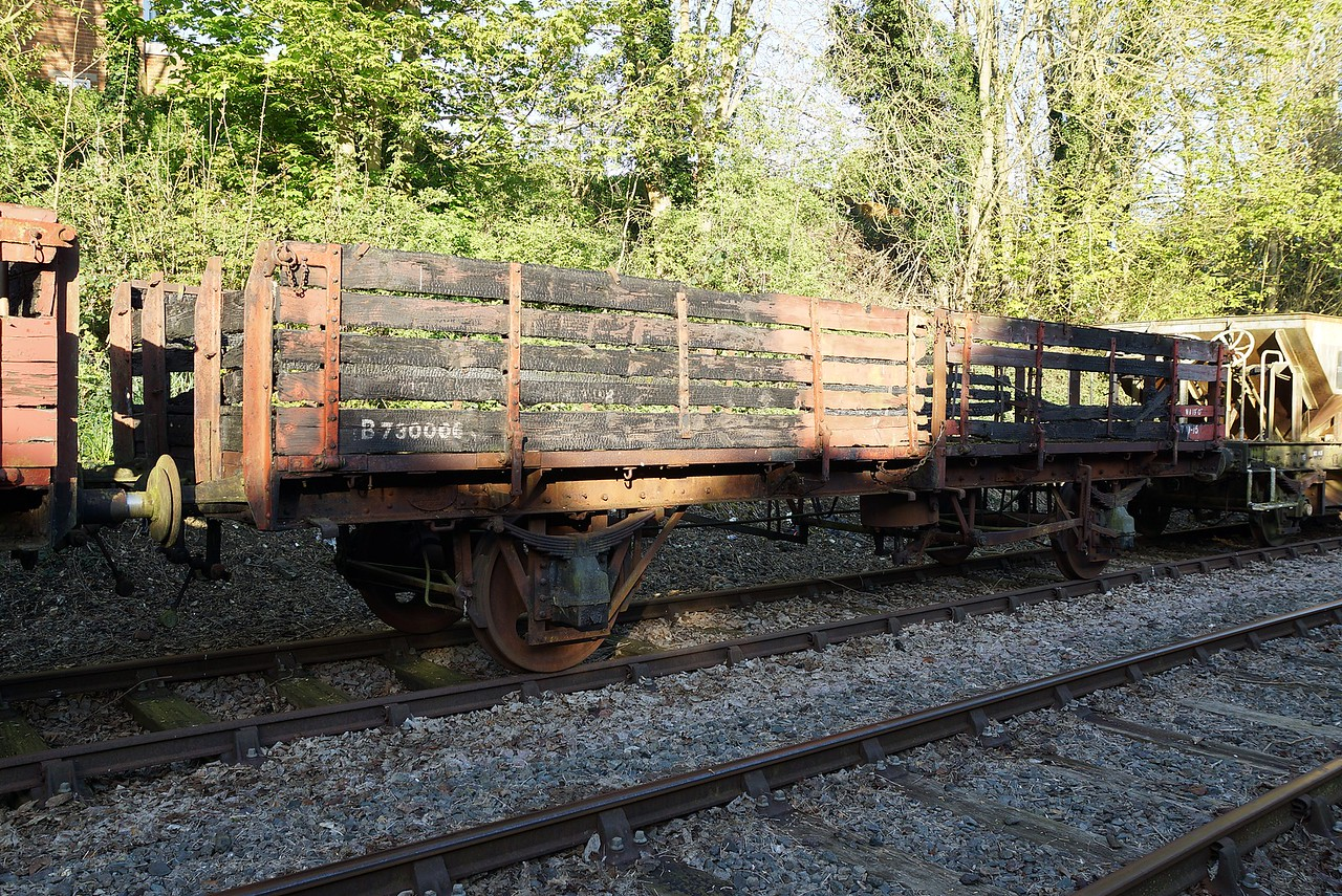 BR 730006  5 Plank Long Open Tube 04,05,2016
