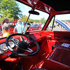 Cars gather at Monty Tech in Westminster on Sunday for the Mid State Antique & Classic Auto Meet.  SENTINEL & ENTERPRISE JEFF PORTER