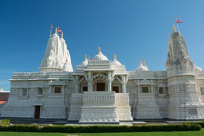 Shri Swaminarayan Mandir - Chicago, IL Hindu Temple
