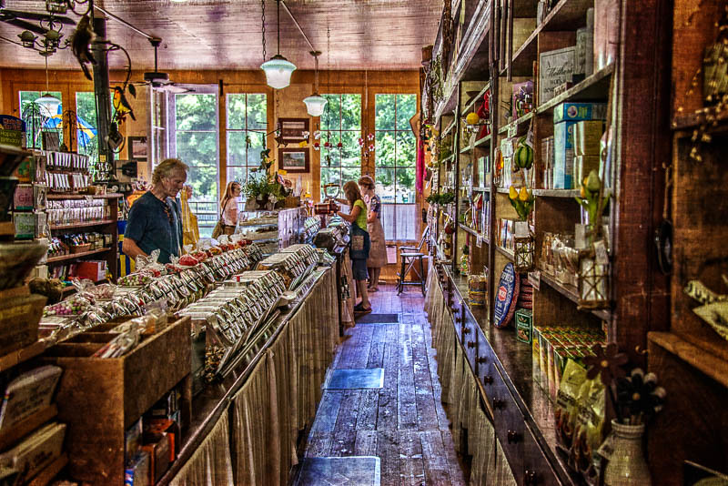 Candy Store-