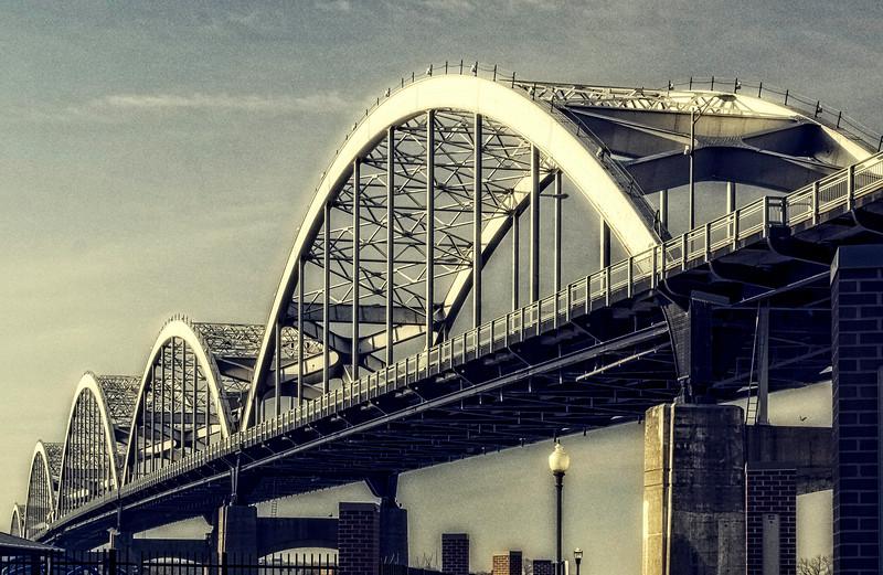 Davenport IA - Cennential Bridge-03072