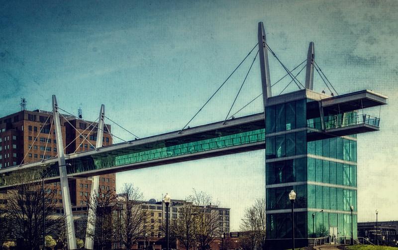 Davenport IA - Sky Bridge-