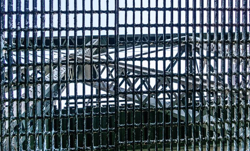 Davenport IA - Under the Bridge-