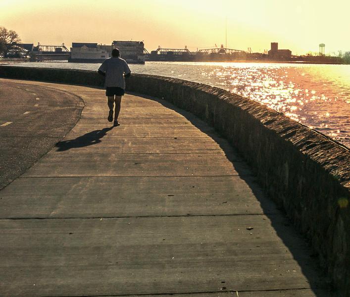 Davenport IA -Morning Runner-