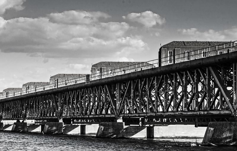 Davenport IA - Bridge & Waterworks-
