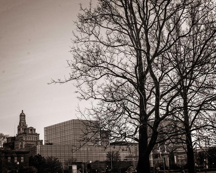 Davenport IA - Downtown Davenport-