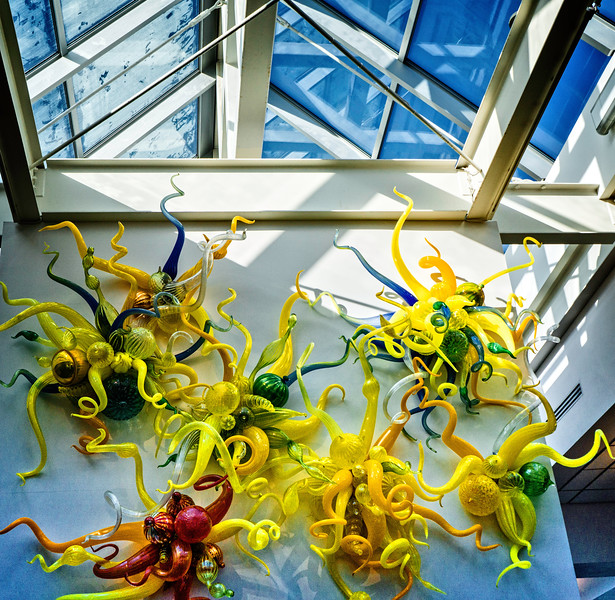 Columbus OH - Franklin Park Conservatory Munro  Glass-01082