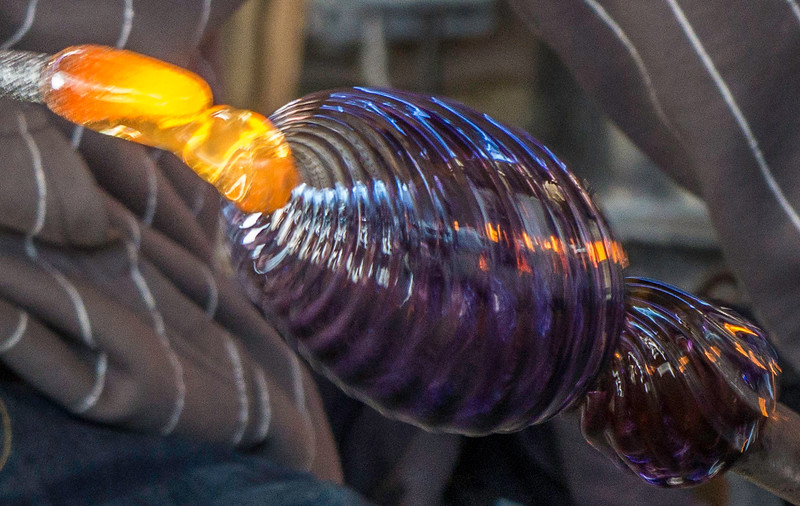Columbus OH - Franklin Park - Glass Blowing-01265