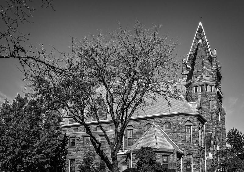 Galesburg - Congregational Church-00997