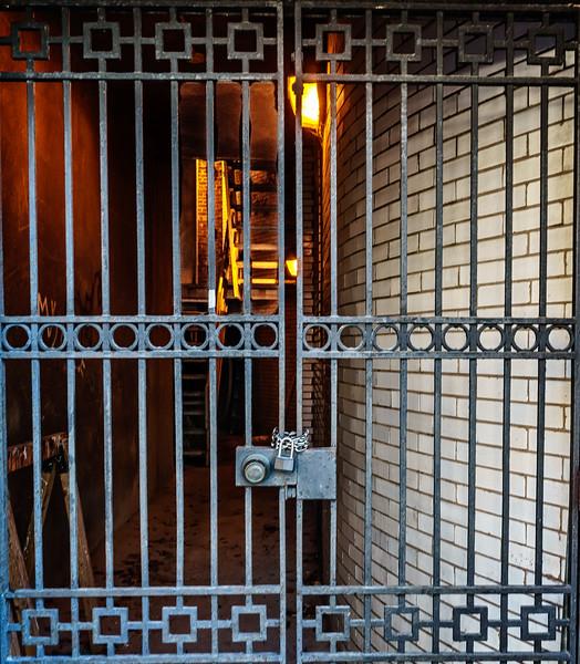 Galesburg IL - Behind Locked Gates-00978