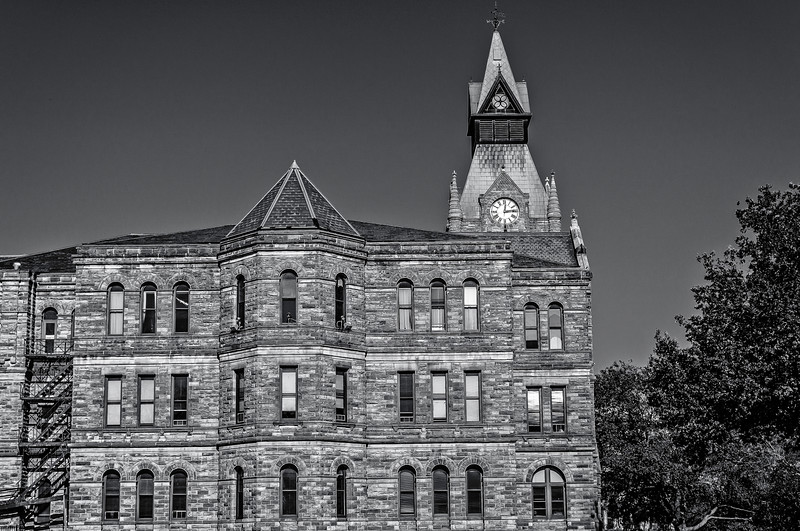 Galesburg - Town Hall-01049