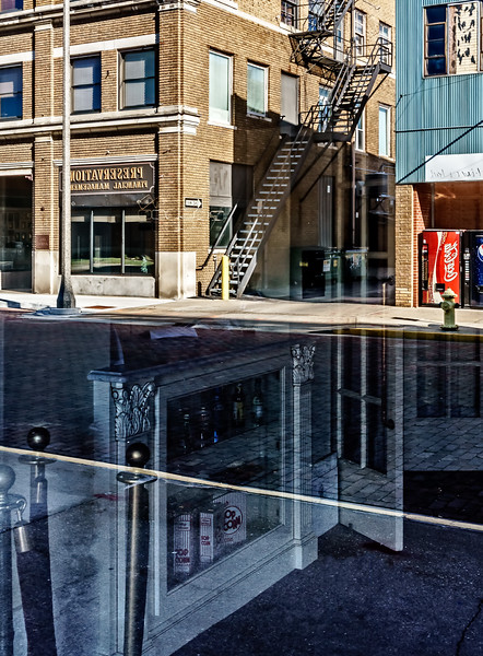 Galesburg IL - Orpheum Theater Reflection-00975