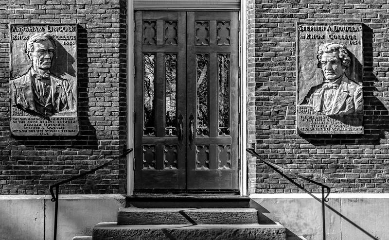 Galesburg - Knox College Lincoln Douglas Debate-01044