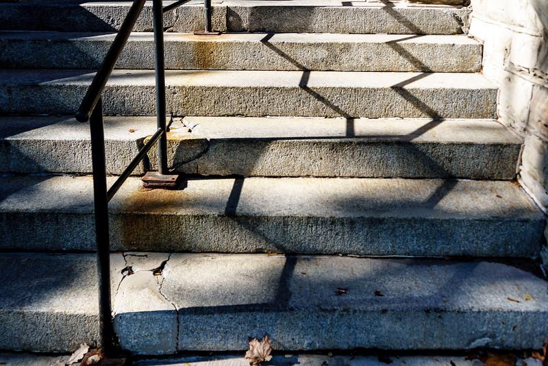 Galesburg - Town Hall Steps-01051