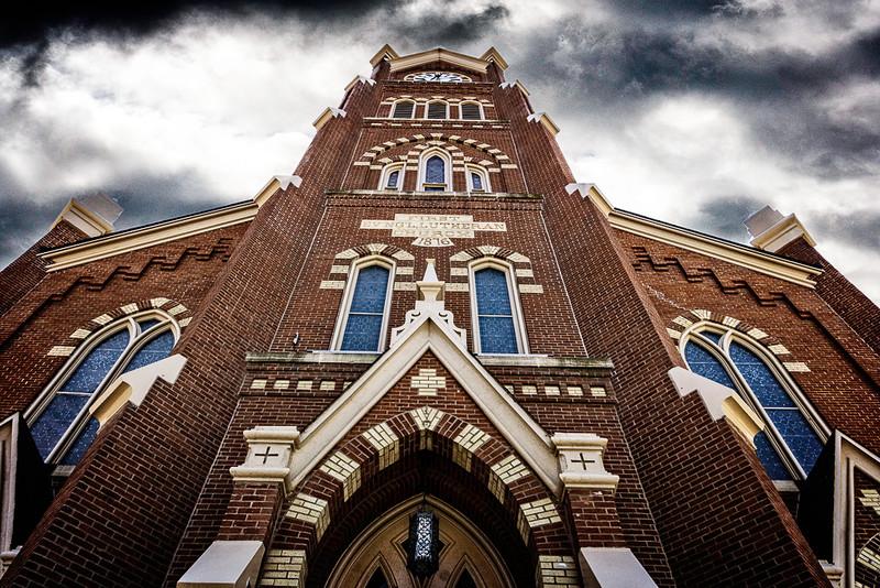 Moline IL - 1st Ev'ng'l Lutheran Church-2