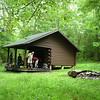 Birch Run shelter