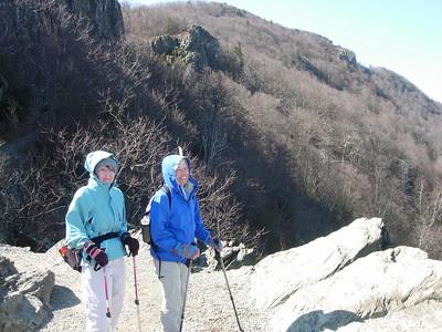 Stony Man/Passamaquody Trail 4/2/08