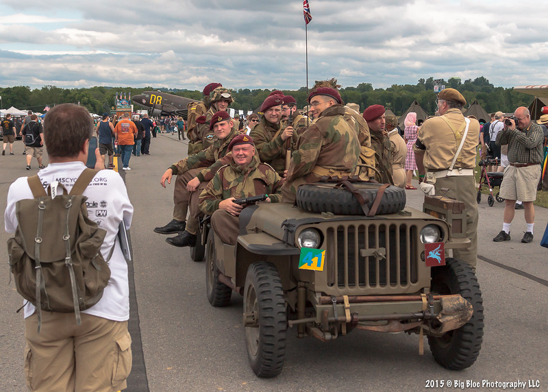 Saturday's Allied Airport Parade