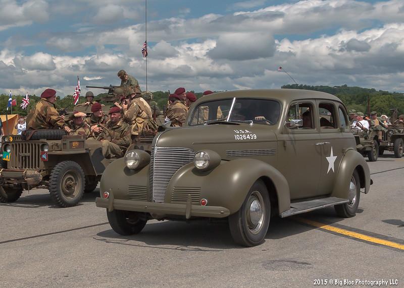 Saturday Allies Airport Parade