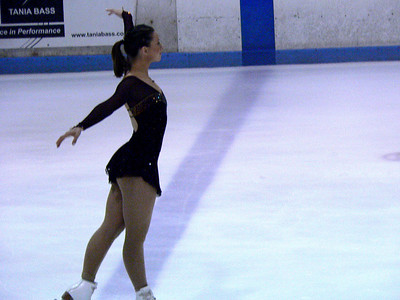 2008 Emily Hughes  Mid Atlantics Long Program GWTW