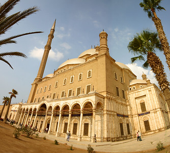 coptic cairo and the citadel