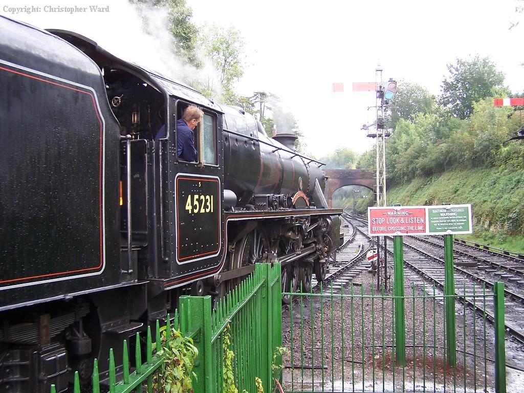 45231 at Alresford