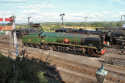 End of Steam 50th Anniversary - July 2017