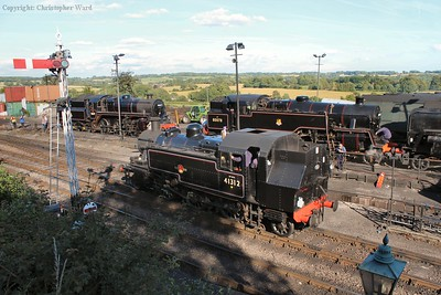 A symphony of BR black between 41312, 76017 and 80078