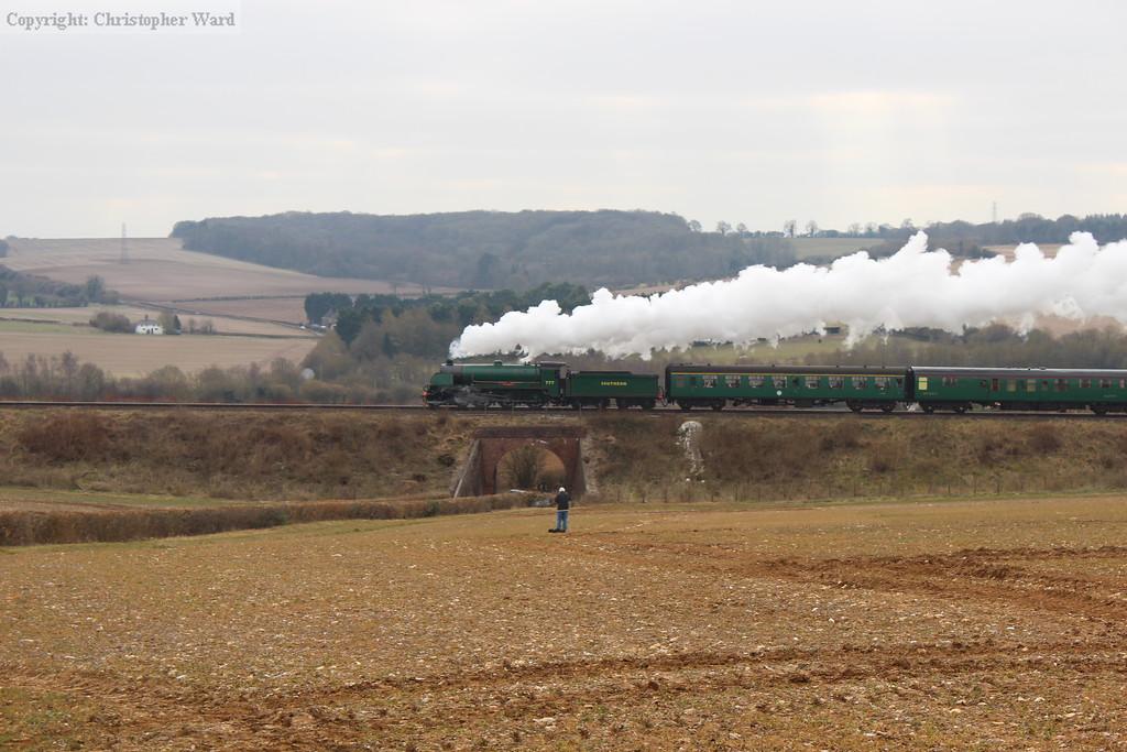 Sir Lamiel heads for Alton