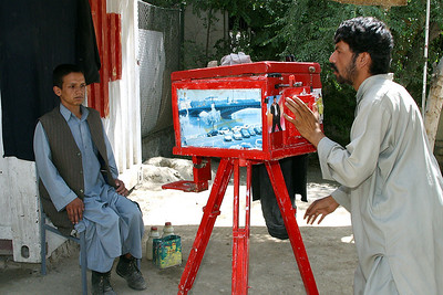 Afghanistan (Panetta)  Old style photography