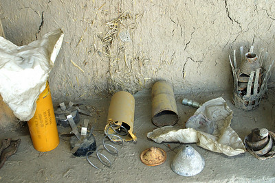 A single bomb can penetrate and immobilize a tank. With ballistic speed, they have the capability of affecting a 250 by 400 meter region, and individual bomblets can cover an area roughly the size of a football field.  Reports by the United Nations and Human Rights Watch put the number of cluster bombs used in US air strikes as high as 1,150 and 3,744, respectively, equating to potentially more than 750,000 anti-tank/airplane and antipersonnel bomblets.