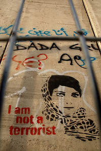 Palestine, 2006 (Panetta)  Bethlehem separation wall