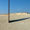 East-West by Richard Serra, Brouq Nature Reserve,
