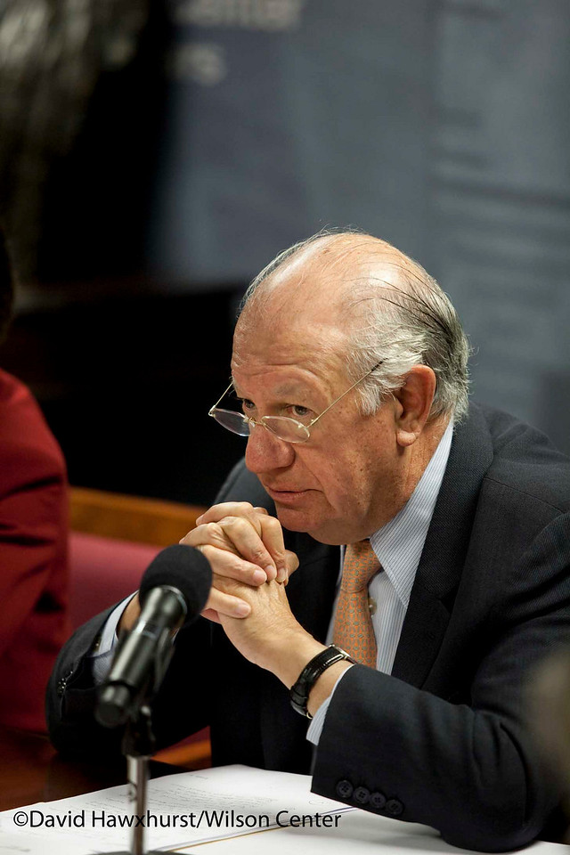 Meeting with Ricardo Lagos, former President of Chile<br /> <br /> Speaker(s): Ricardo Lagos