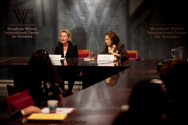 Paradise Beneath Her Feet: How Women are Transforming the Middle East<br /> <br /> Speaker(s): Isobel Coleman
