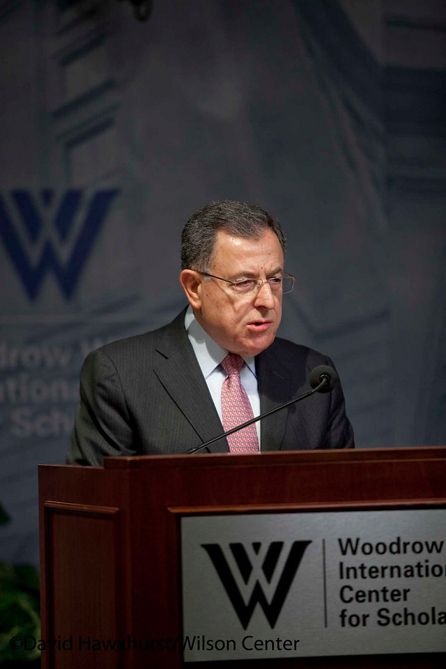 Lebanese View of an Arab Changing Landscape<br /> <br /> Speaker(s): Fouad Siniora