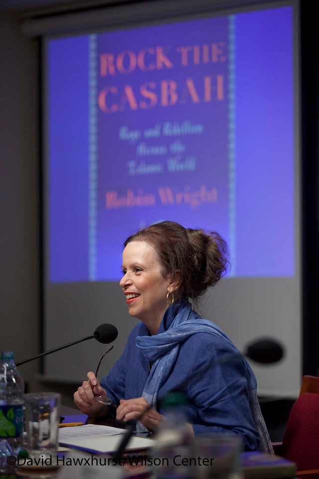 Rock the Casbah: Rage and Rebellion Across the Islamic World<br /> <br /> Speaker(s): Robin Wright