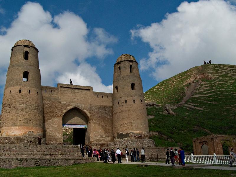 Fort, Hissar